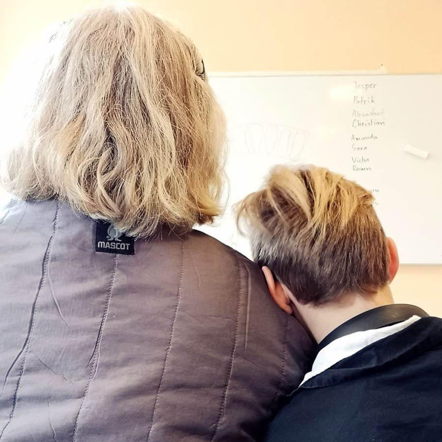 Heldagsskolen på Lindersvold tilbyder undervisning og behandling i ét og samme tilbud.